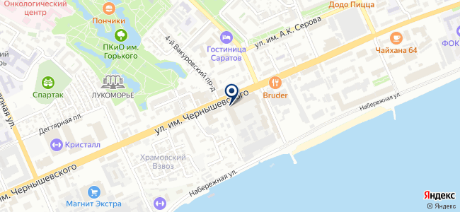 Дровосек на карте