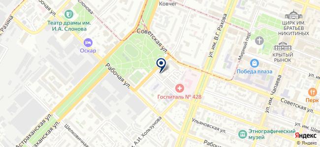 Альянс-Энерго, ООО на карте