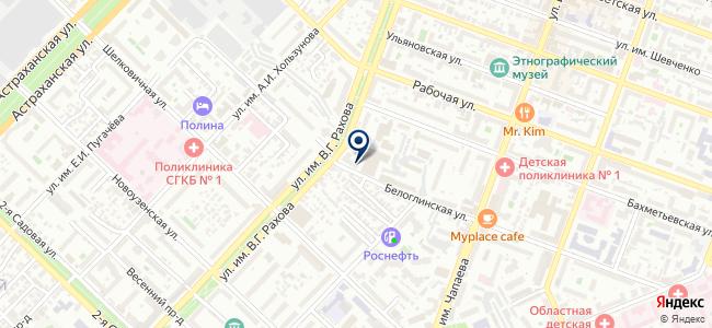 ЭМУ-12 на карте