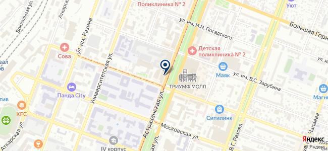 СПК-сервис, ООО на карте
