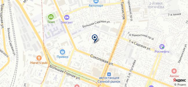 Лайтика на карте