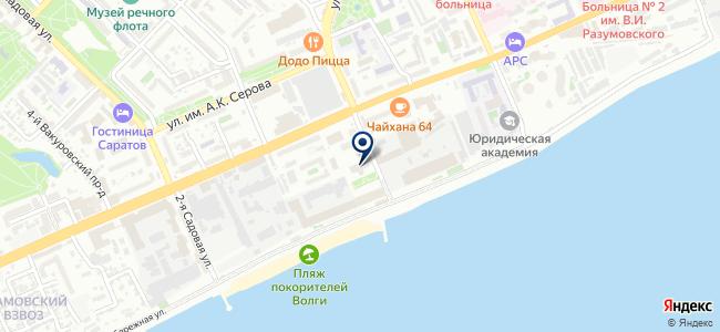 Протон, ОАО на карте