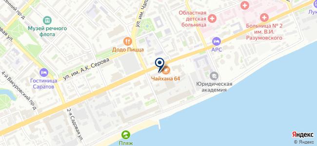 Экодом, ООО на карте