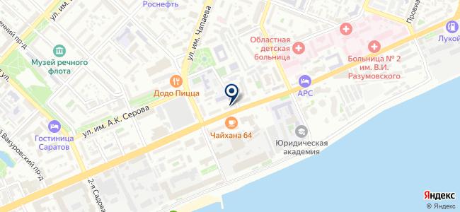 Партнер, ООО на карте
