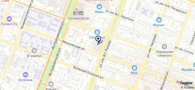 Телемагазин на карте