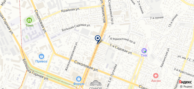 Вюрт-Инструмент на карте