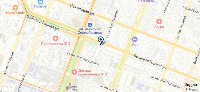Альтернатив-Мастер на карте