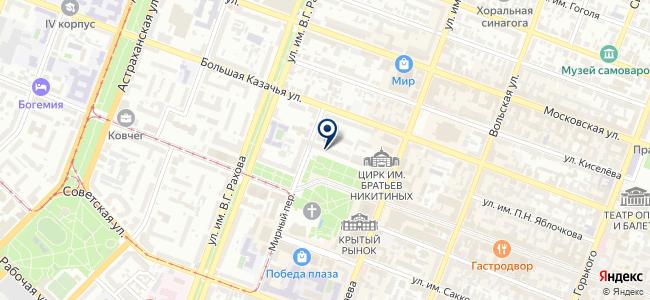 Домашний Уют на карте