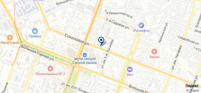 ТМК-Инструмент на карте