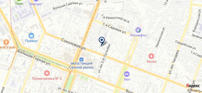 Инструмент64 на карте