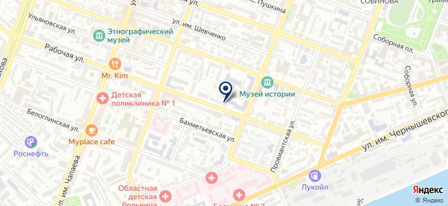 Тайра-С на карте