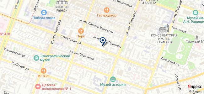 Электрик Саратов на карте