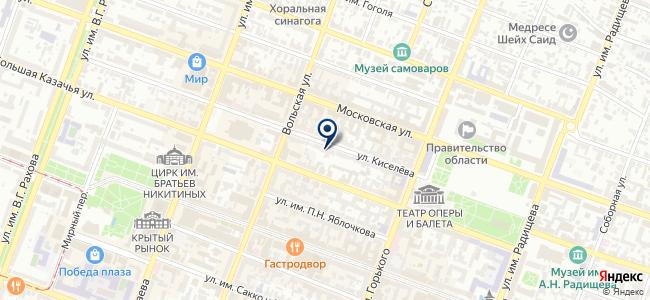 ЭГК-Сервис, ООО на карте