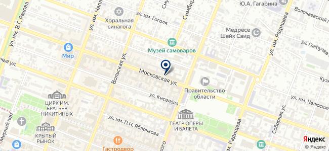 Аура Богемии на карте