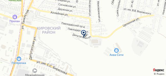 Электроматериалы, ООО на карте
