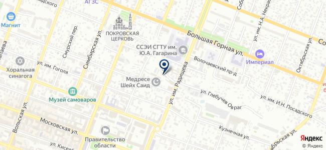 Автомаркет на карте