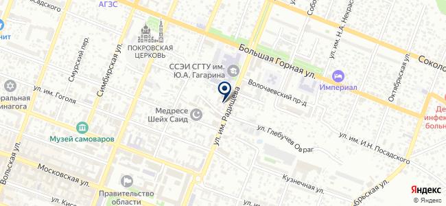 ПрофСпец, ООО на карте