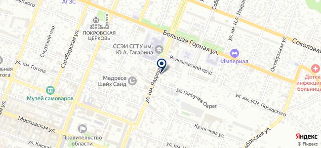 Русский лес на карте