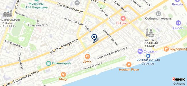 Магазин инструментов и аккумуляторов на карте