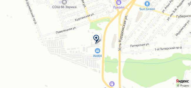 Электрокомплект на карте