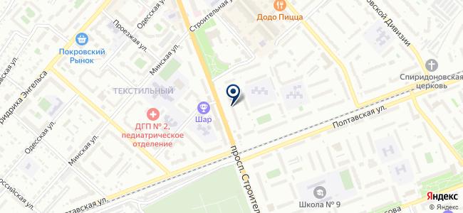 ТДМ Электрик на карте