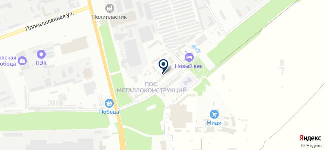 InjectorLab на карте