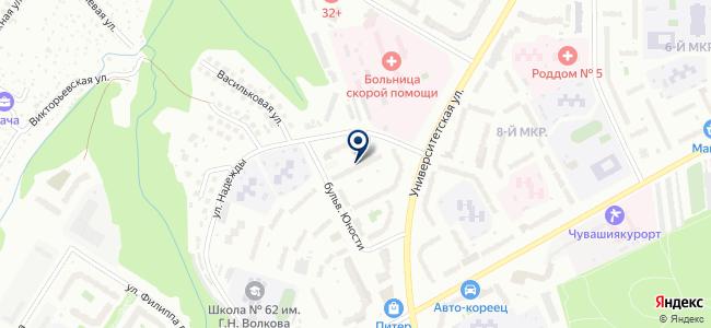 РегионКомплект, ООО, оптовая компания на карте
