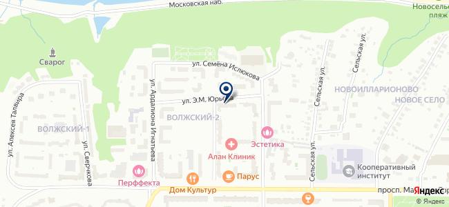 Энерго Инстал на карте