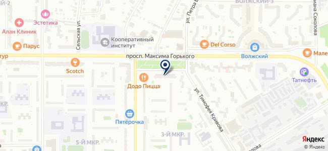 Теплокабель, ООО на карте
