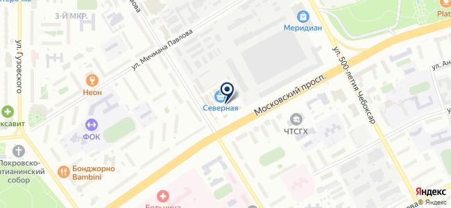 Центр крепежа, ООО на карте