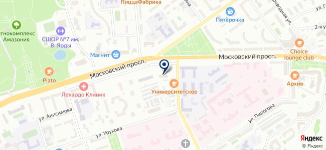 Комплектмонтажсервис, ООО на карте