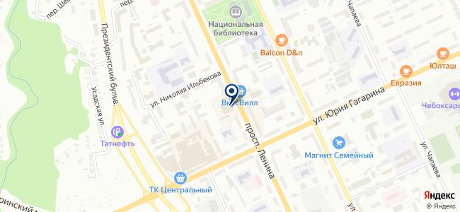 Радиомастер на карте