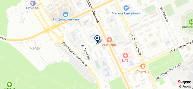 ЭРА, ООО на карте