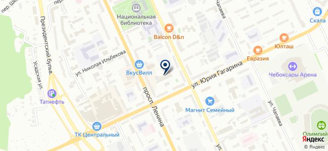 Мостэк, ООО, торговая компания на карте