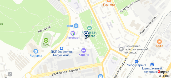 Альянс, ООО на карте