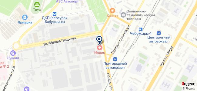 Геликон, ООО на карте