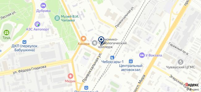 ЭЛсвет на карте
