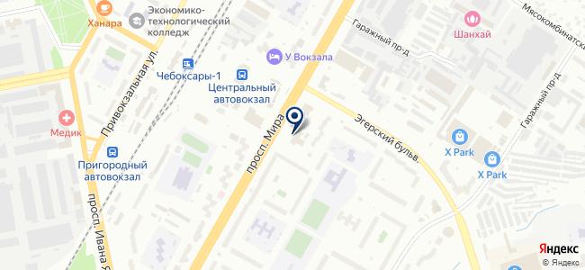Аспект, ООО на карте