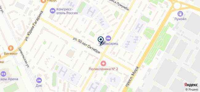 ДАР-Инструмент на карте
