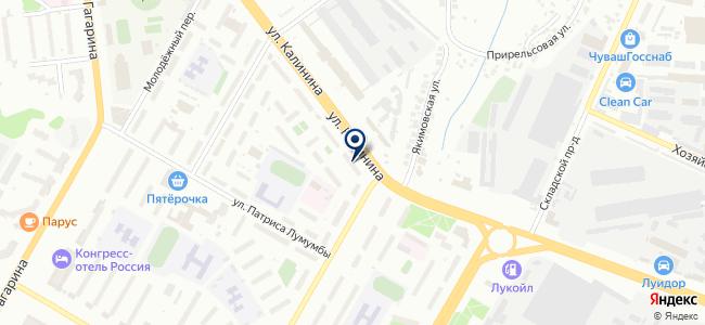 Стройэнерго, ООО на карте