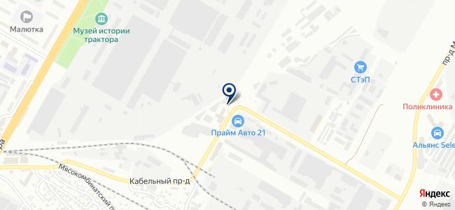 Раметэк, ООО, производственная компания на карте