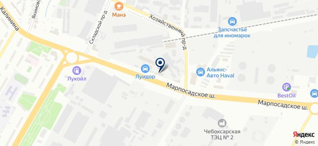 ТЕНКО, ООО на карте