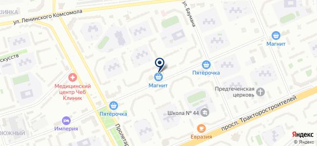 Магазин электроустановочной продукции и светотехники, ИП Трофимова О.Л. на карте