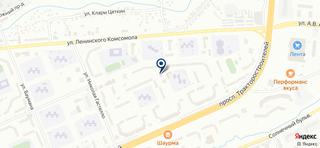 Метровес, ООО на карте