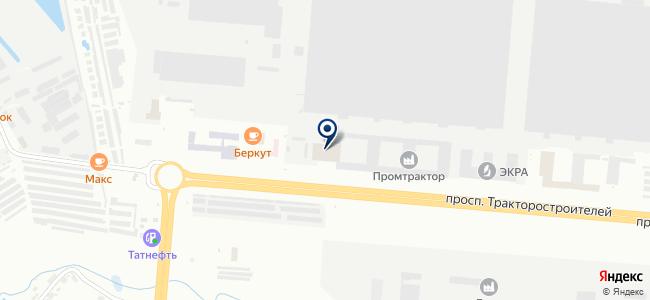 Эрко, ООО на карте