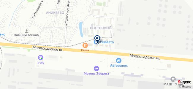 Запчастьэнерго, ООО на карте