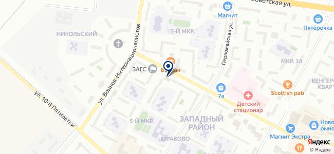 ТелеДомик, магазин электротоваров на карте