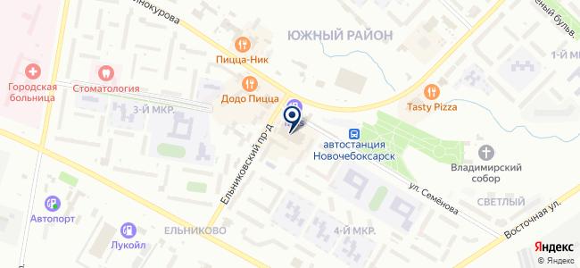 ЭкоПласт на карте
