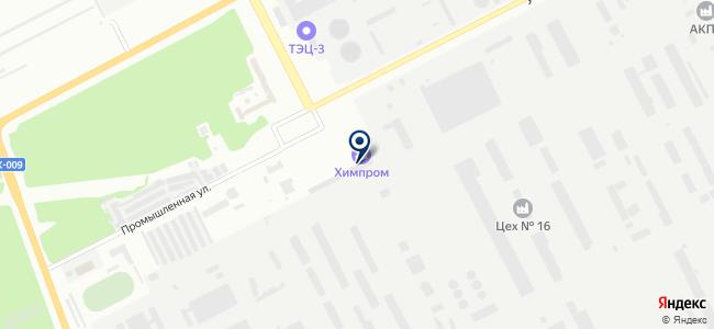 Хевел, ООО на карте