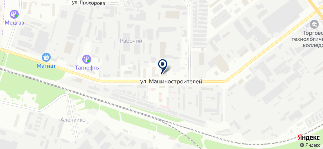 Висан, ООО на карте